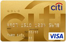 シティ ゴールドカード