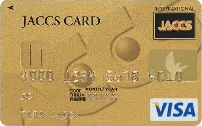 JACCS CARD GOLD